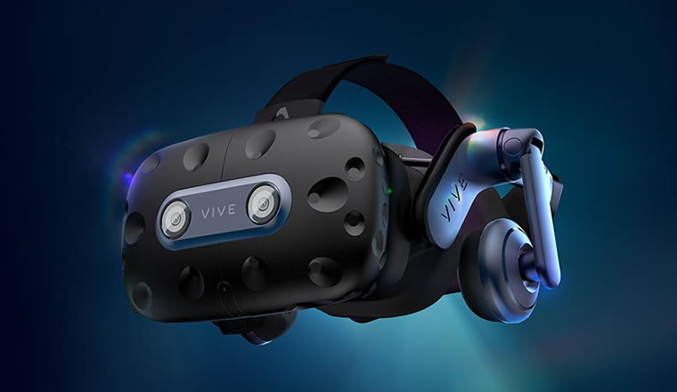 HTC VIVE Pro 2 and Focus 3
